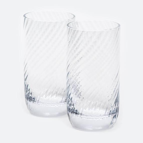 Isle of Harris Highball Glas 2 Stück